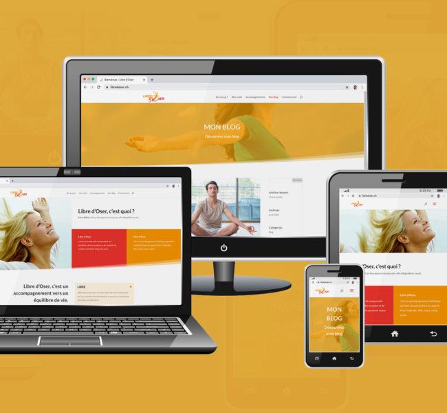 SyllaDesign - web design and development