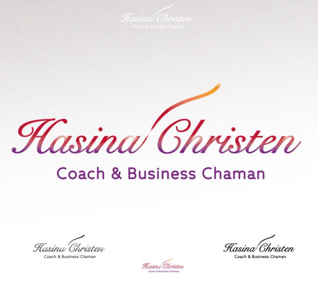 Hasina Christen - Logotype designed by SyllaDesign