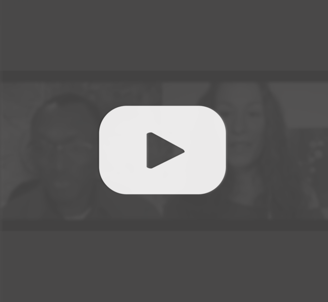 sylladesign: new image of youtube icon, ndate Sylla and Melanie, for our slider