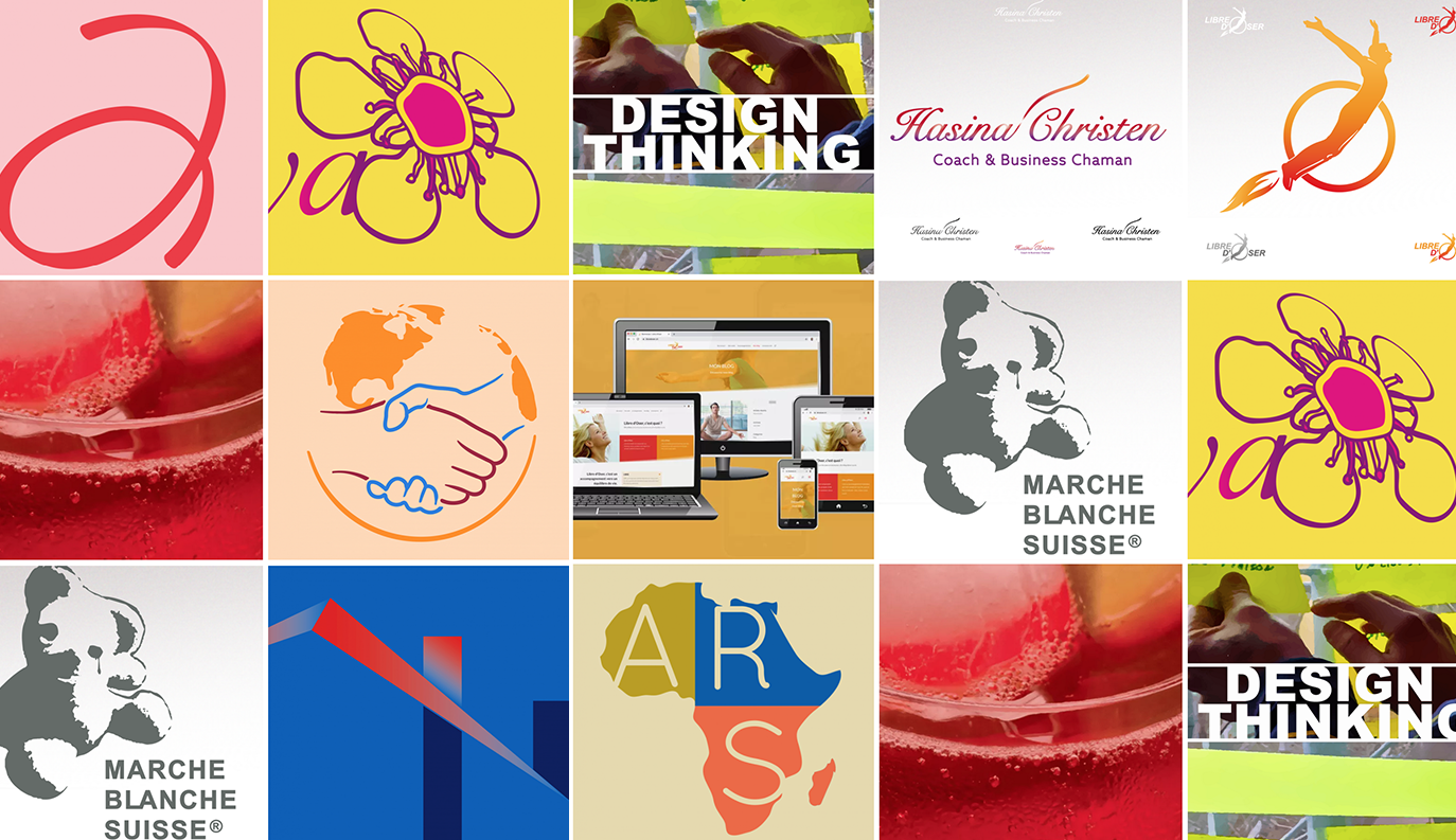sylladesign: another image of several design works to use for our slider